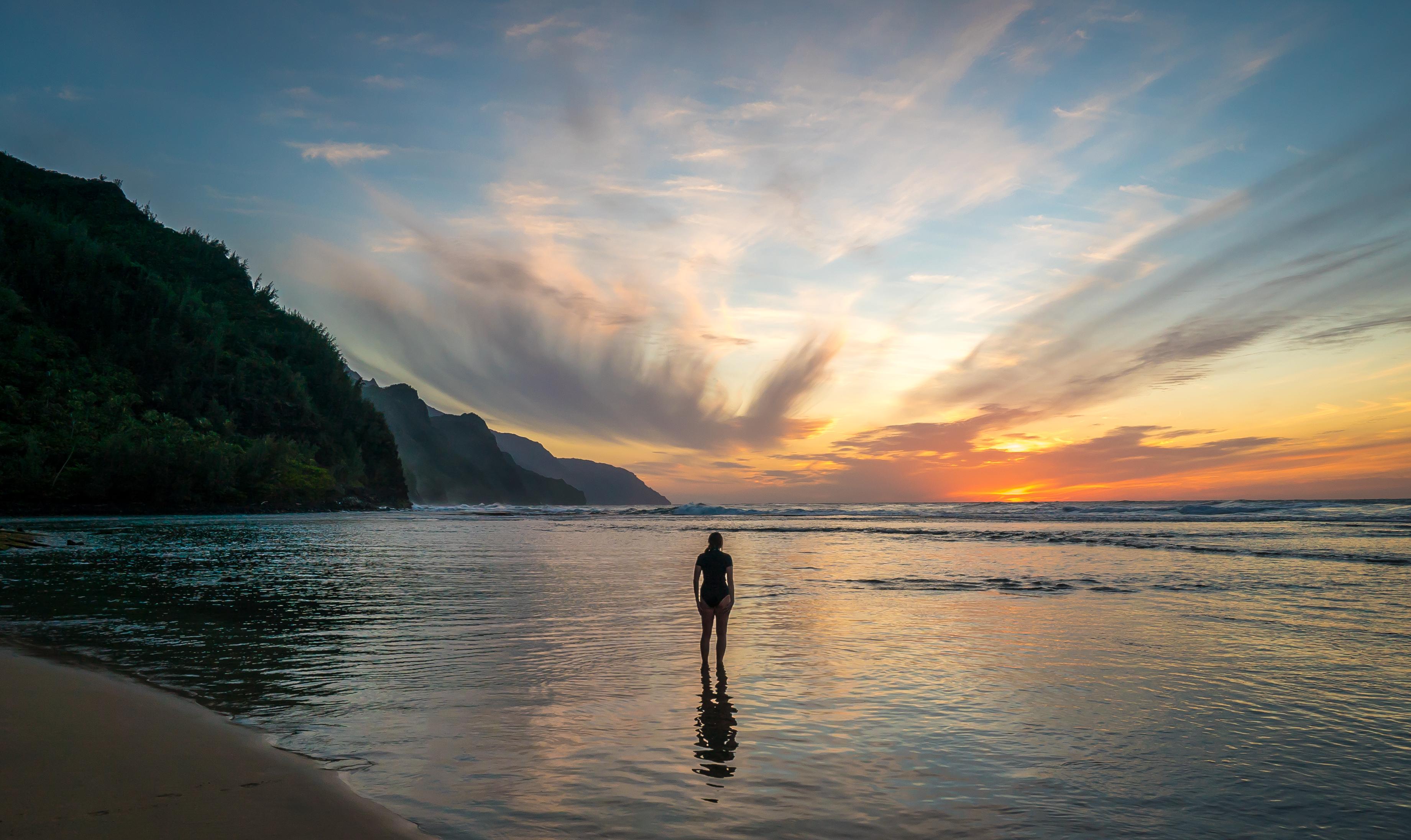 Kalalau Beach – Kauai