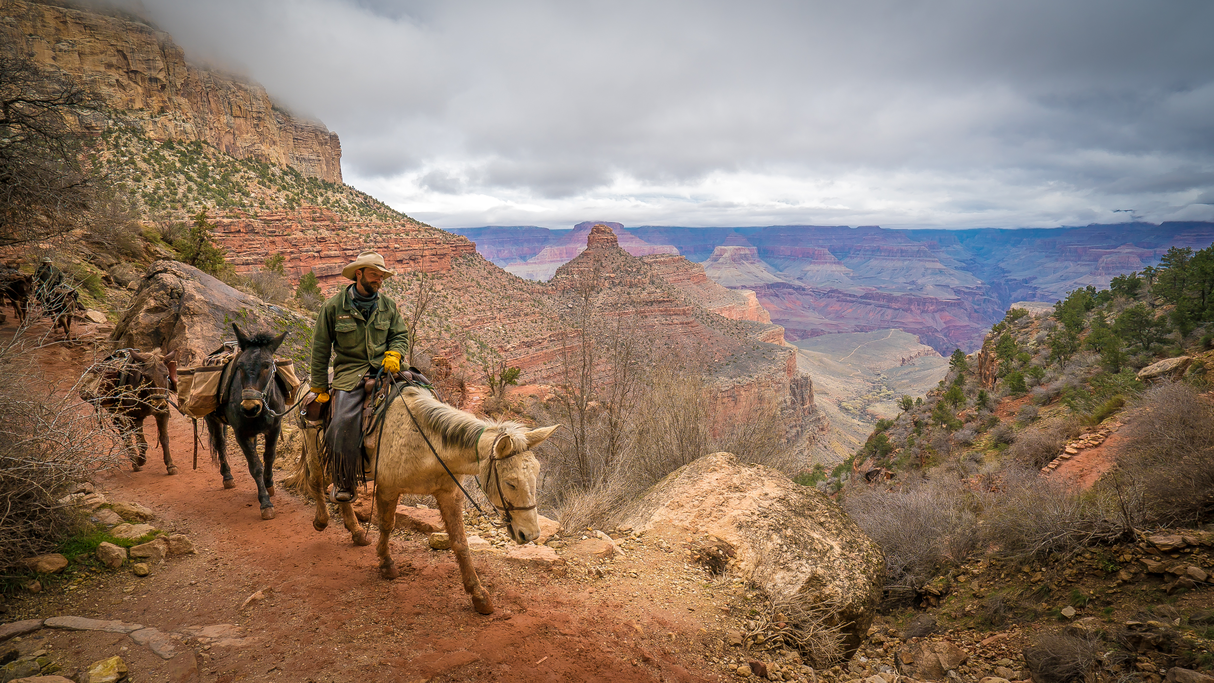 Journey to Clear Creek – Grand Canyon, Arizona