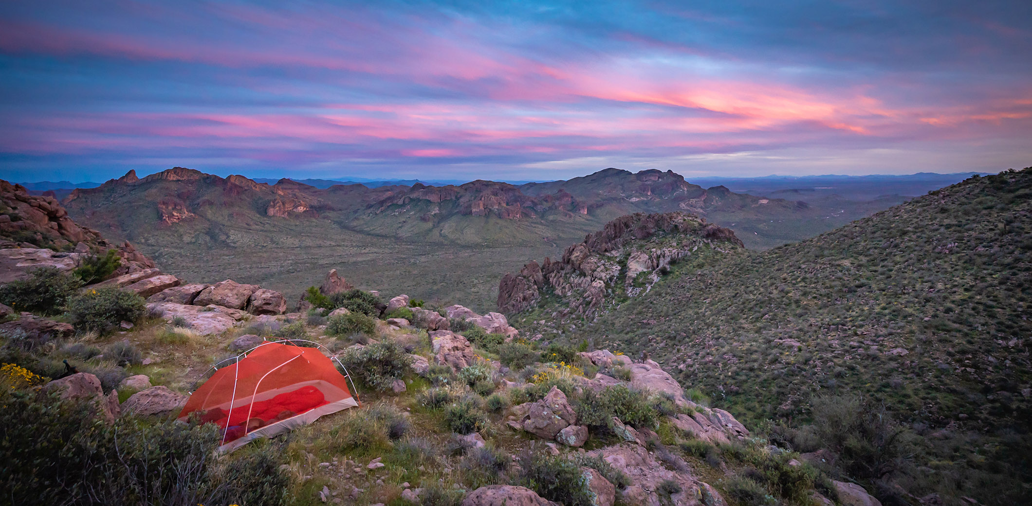 Red Tanks Divide – Superstition Wilderness, Arizona