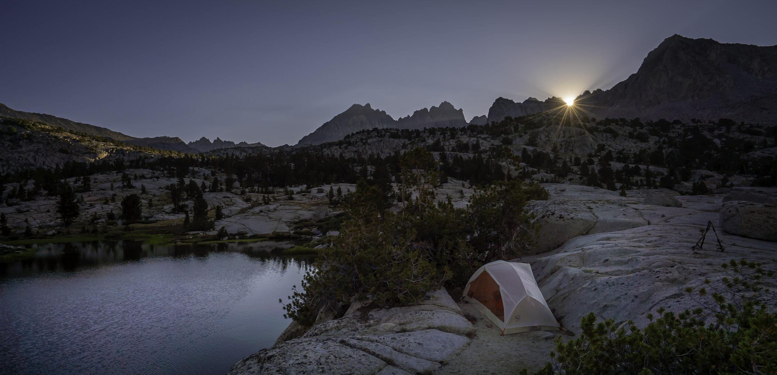 The John Muir Trail – Sierra Nevadas, California