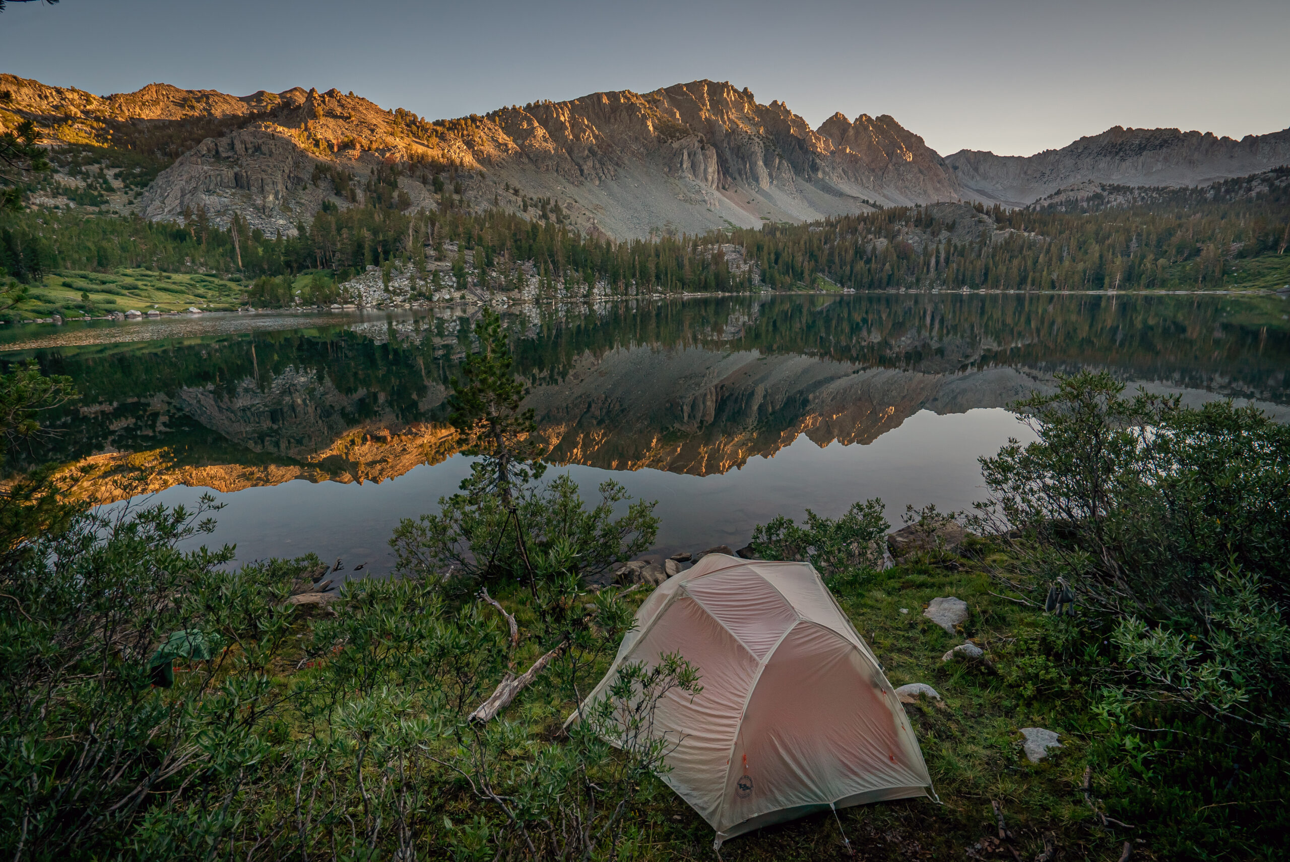 The John Muir Trail – Sierra Nevadas, California
